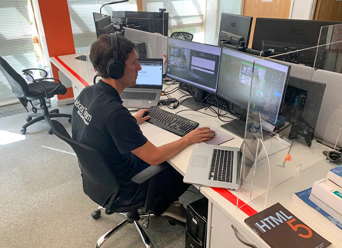 WorkCast, Sony Virtual Production ile Web Seminerine Yeni Bir Soluk Getiriyor